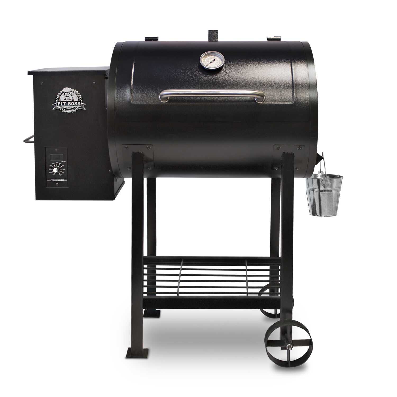 Pit Boss 700fb Wood Pellet Grill Black Ace Hardware