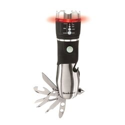 Brookstone  12 pc. Emergency Tool/Flashlight