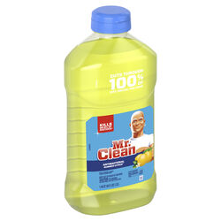 Mr. Clean Summer Citrus Scent All Purpose Cleaner Liquid 45 oz.