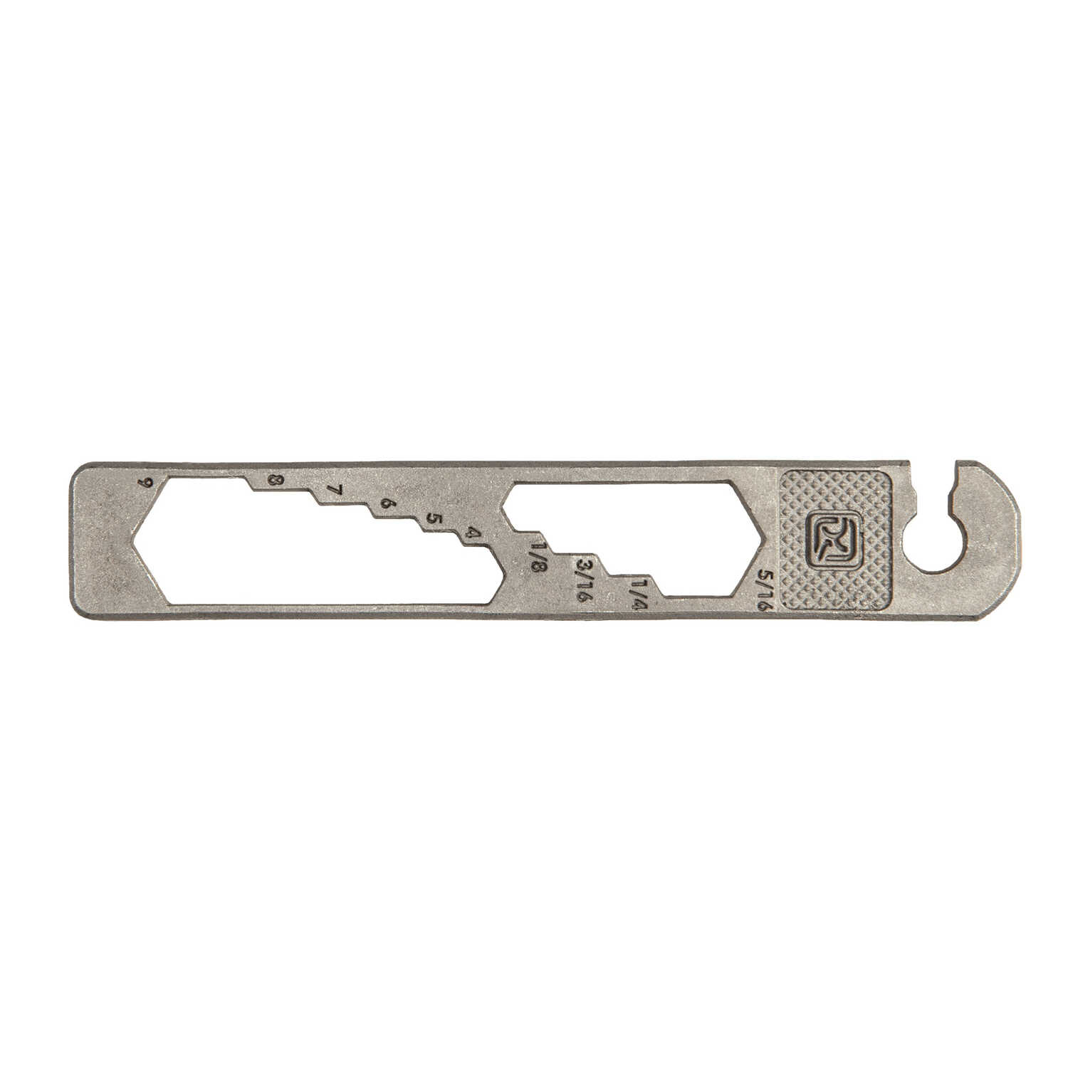 Klecker Knives  Stowaway Tools  Every day carry tool  Metric and SAE  Wrench  2.62 in. 1 pc.