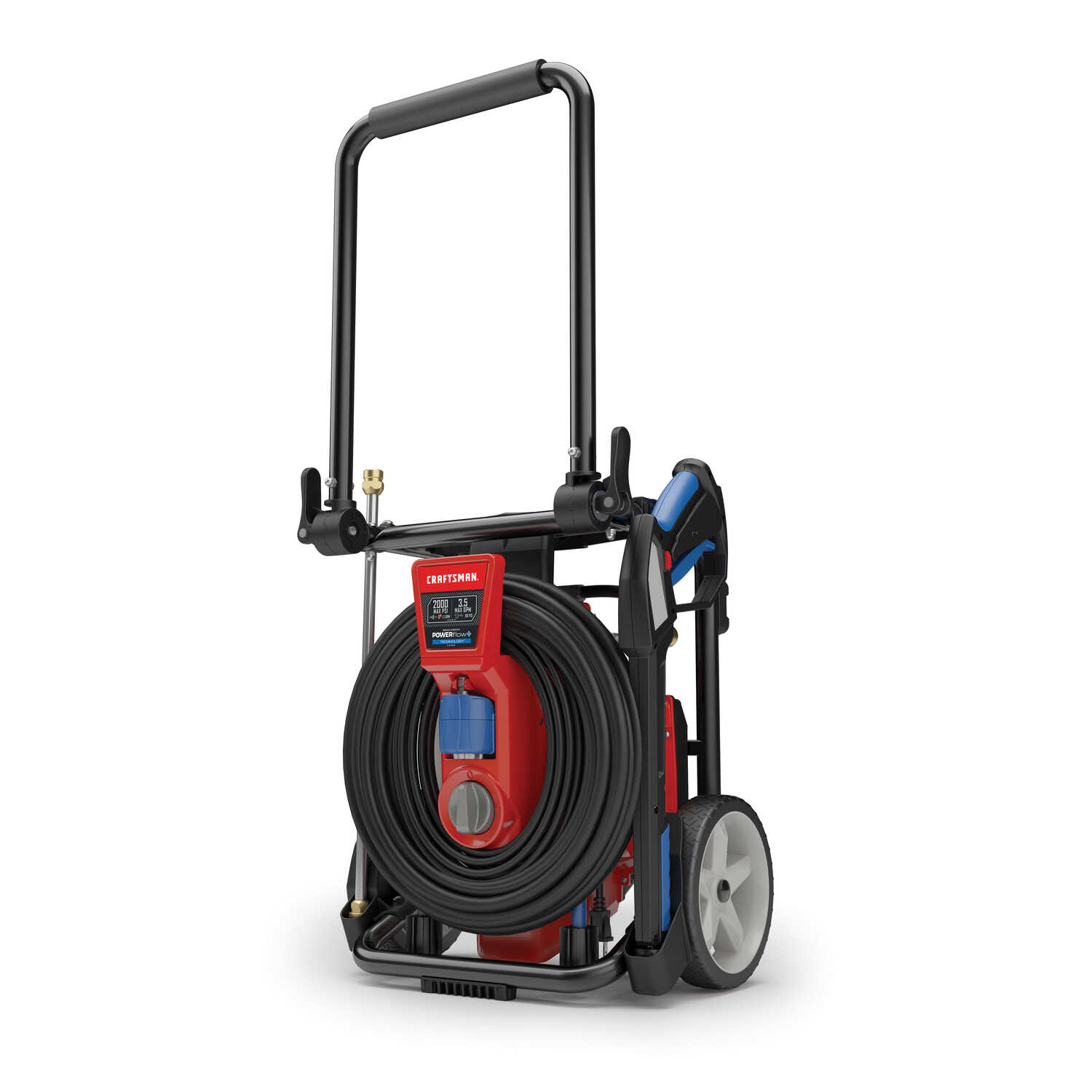Craftsman  Briggs & Stratton  2000 psi Electric  3.5 gpm Pressure Washer