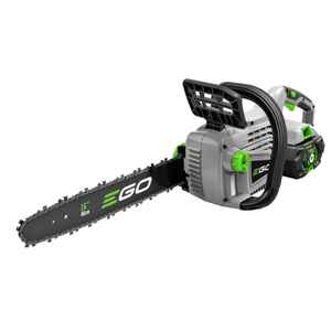 EGO  16 in. L Battery Powered  Chainsaw