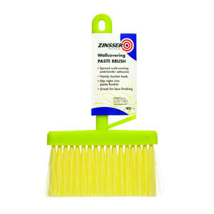 Zinsser  Plastic  Paste Brush
