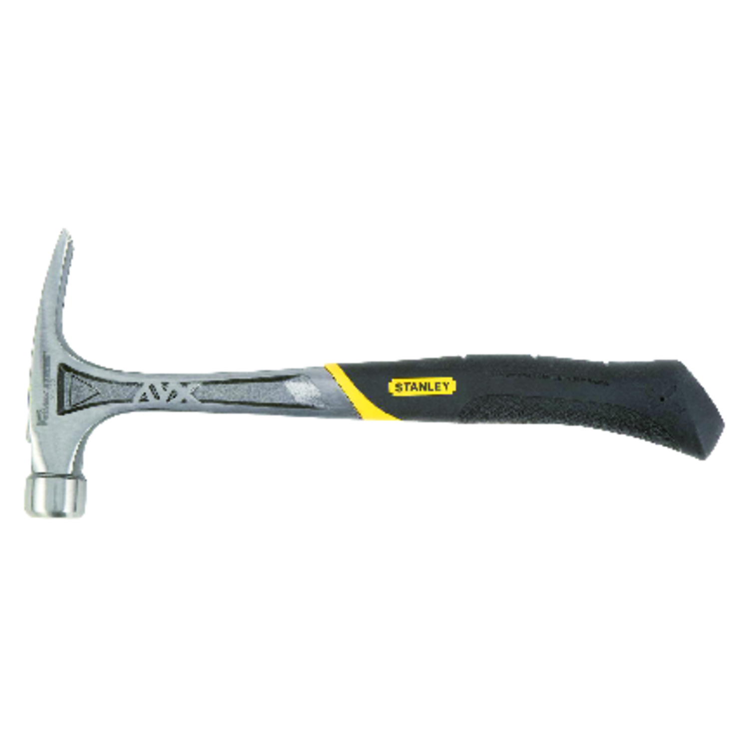 Stanley FatMax  AntiVibe  22 oz. Framing Hammer  Steel  Steel Handle  16 in. L