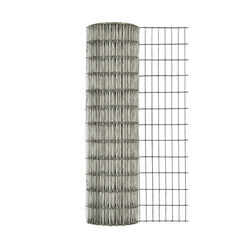 IronRidge  24 in. H x 24 in. W 25 ft. Steel  Wire Cage  No
