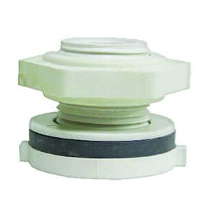 Green Leaf  1 1/4 in. FPT   x 1/2 in. Dia. Threaded  Nylon  Connector