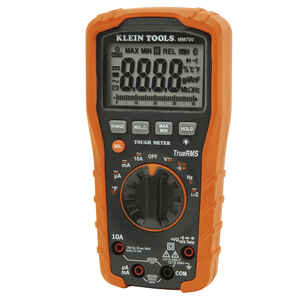 Klein Tools  True RMS  Auto-Ranging  LCD  Multimeter  1 pk