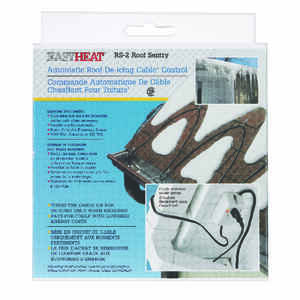 Easy Heat  ADKS  0 ft. L Self Regulating Automatic De-Icing Cable Control  For Roof and Gutter