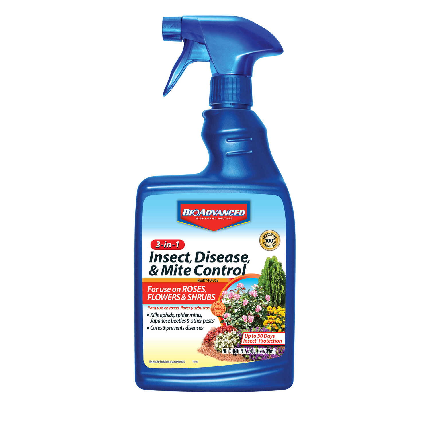 BioAdvanced  Insect, Disease & Mite Control  24 oz.