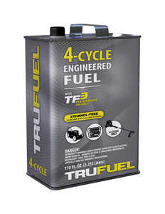 Trufuel  4 Cycle Engine  Fuel  110 oz.