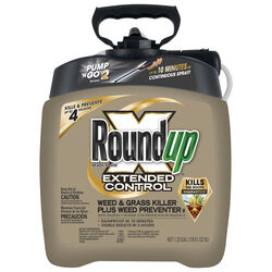 Roundup Grass & Weed Killer RTU Liquid 1.33 gal.