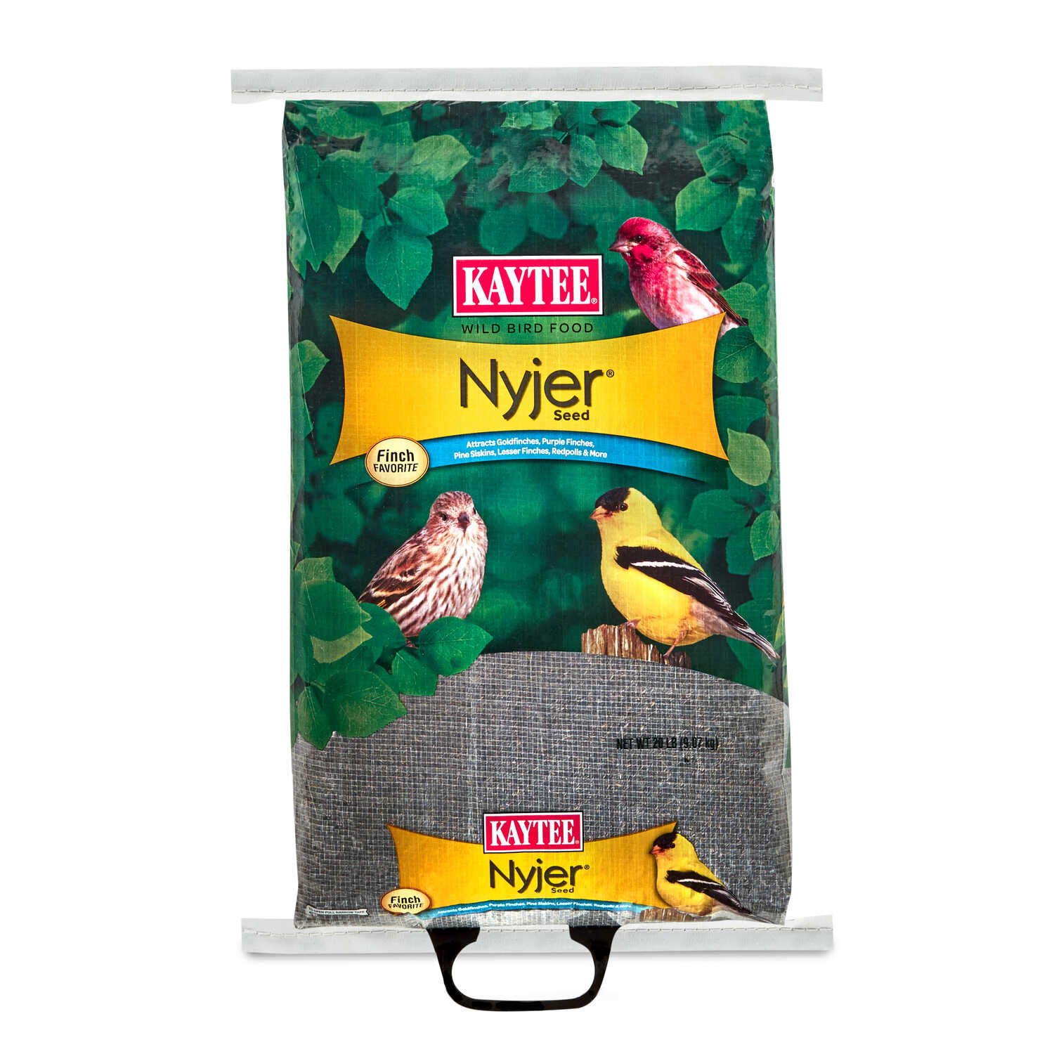 Kaytee  Finch  Wild Bird Food  Nyjer Seed  20 lb.