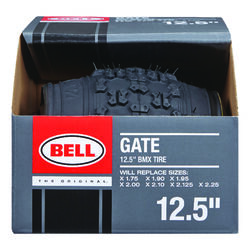 Bell Sports 12.5 in. Rubber Bicycle Tire 1 pk