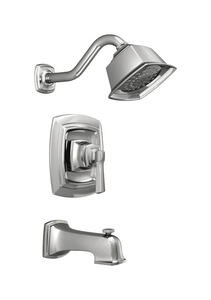 Moen  Boardwalk  1-Handle  Chrome  Tub and Shower Faucet