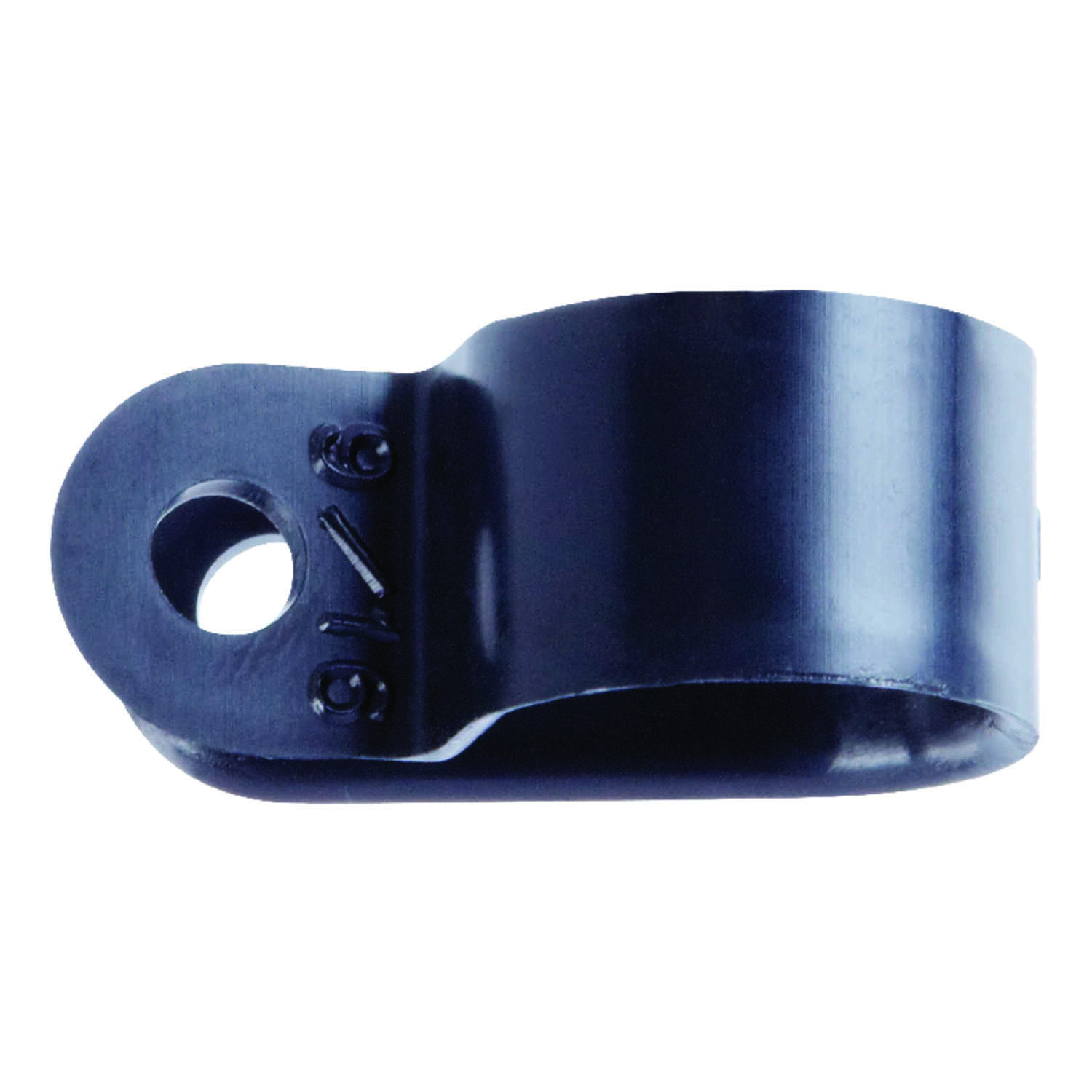 Jandorf  9/16 in. Dia. Nylon  Cable Clamp  2 pk