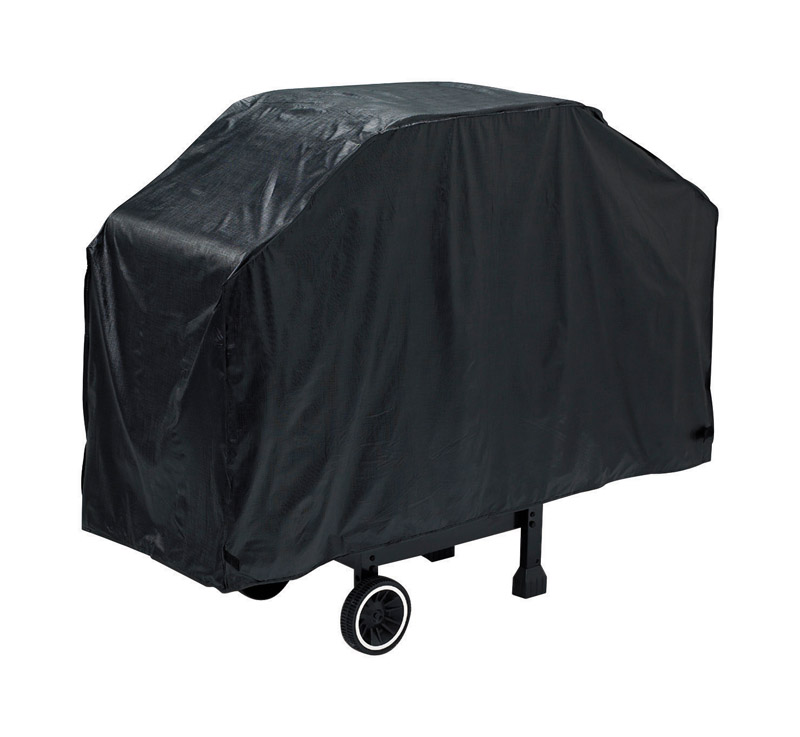 Grillmark  Black  Grill Cover  40 in. H x 21 in. D x 56 in. W For Fits all Grillmark