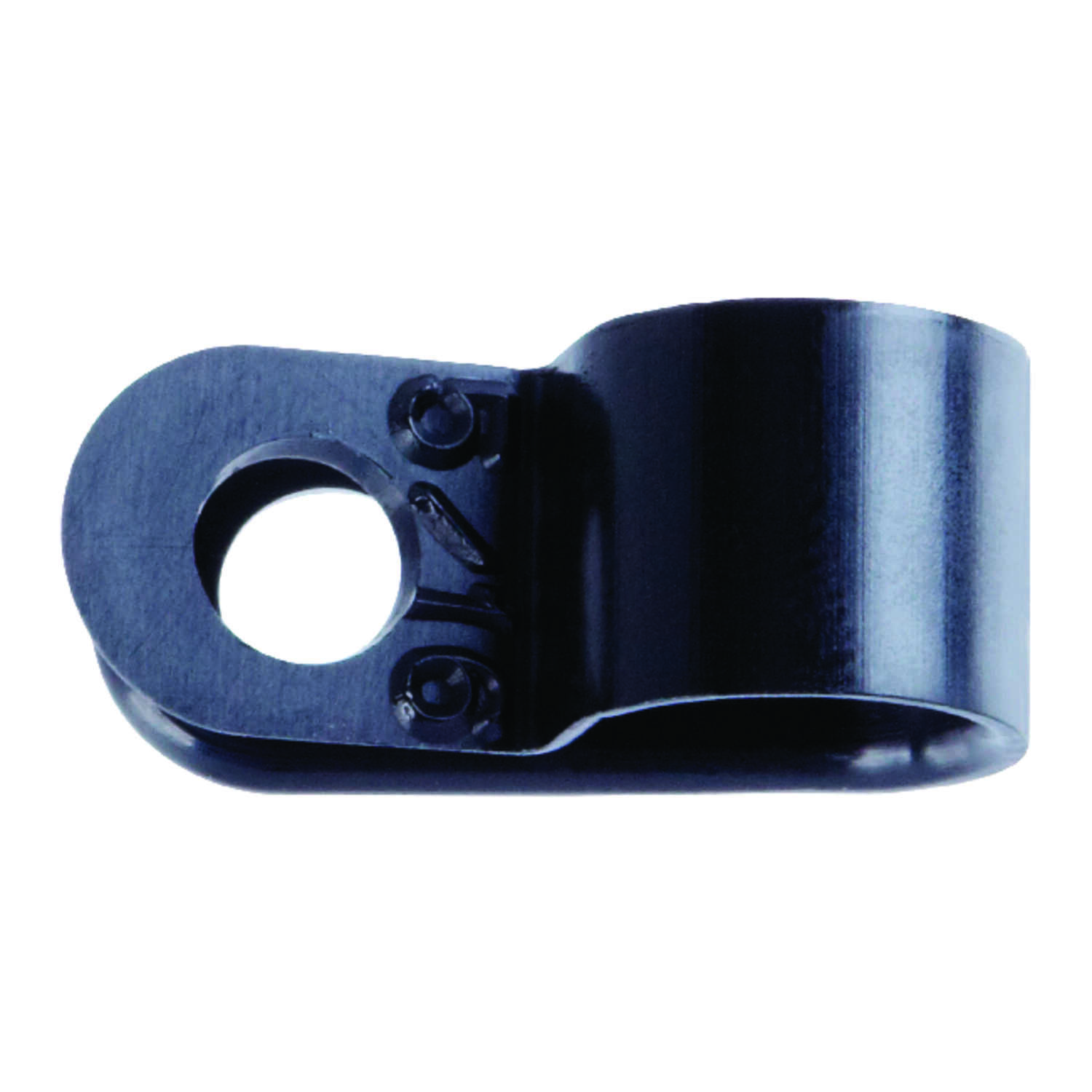 Jandorf  5/16 in. Dia. Nylon  Cable Clamp  4 pk