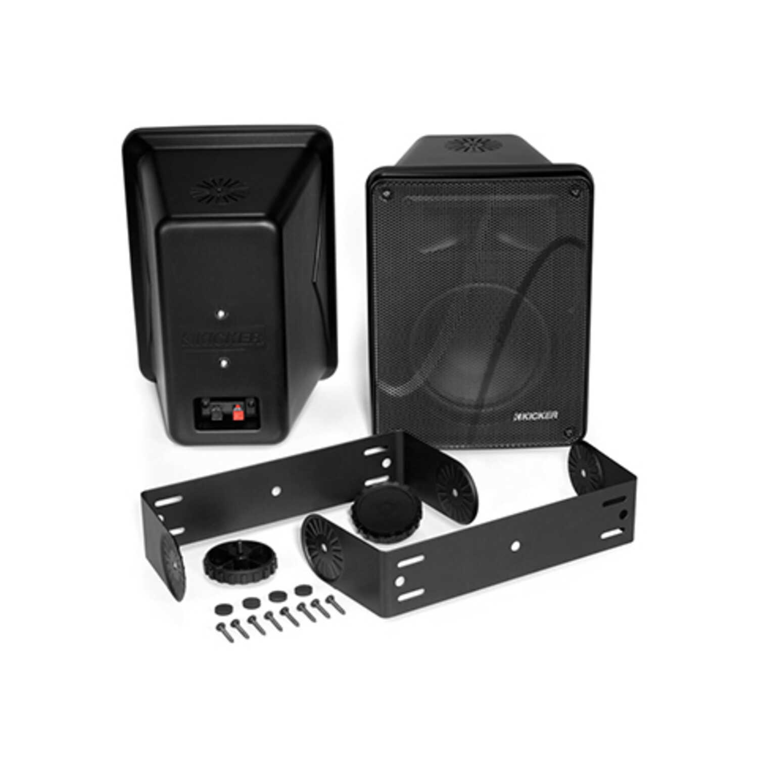 KICKER  Indoor/Outdoor/Marine  Speaker  1 pk
