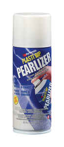 Plasti Dip  Pearlizer  Satin  White Pearl  Multi-Purpose Rubber Coating  11 oz
