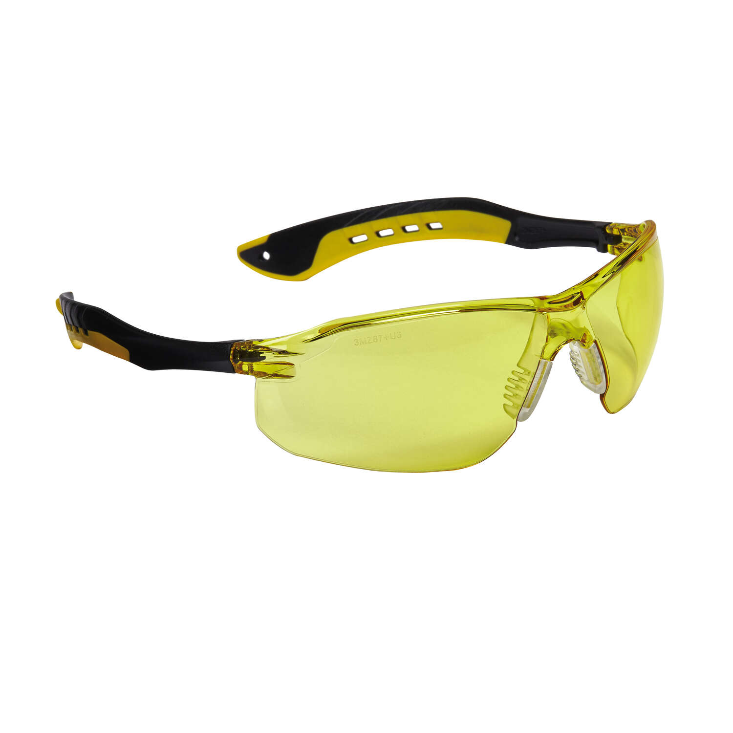 3M  Safety Glasses  Yellow  1 pc. Yellow
