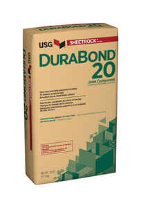Sheetrock  DuraBond 20  Natural  Joint Compound  25 lb.