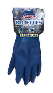 Spontex  Neoprene  Gloves  L  Blue  1 pk