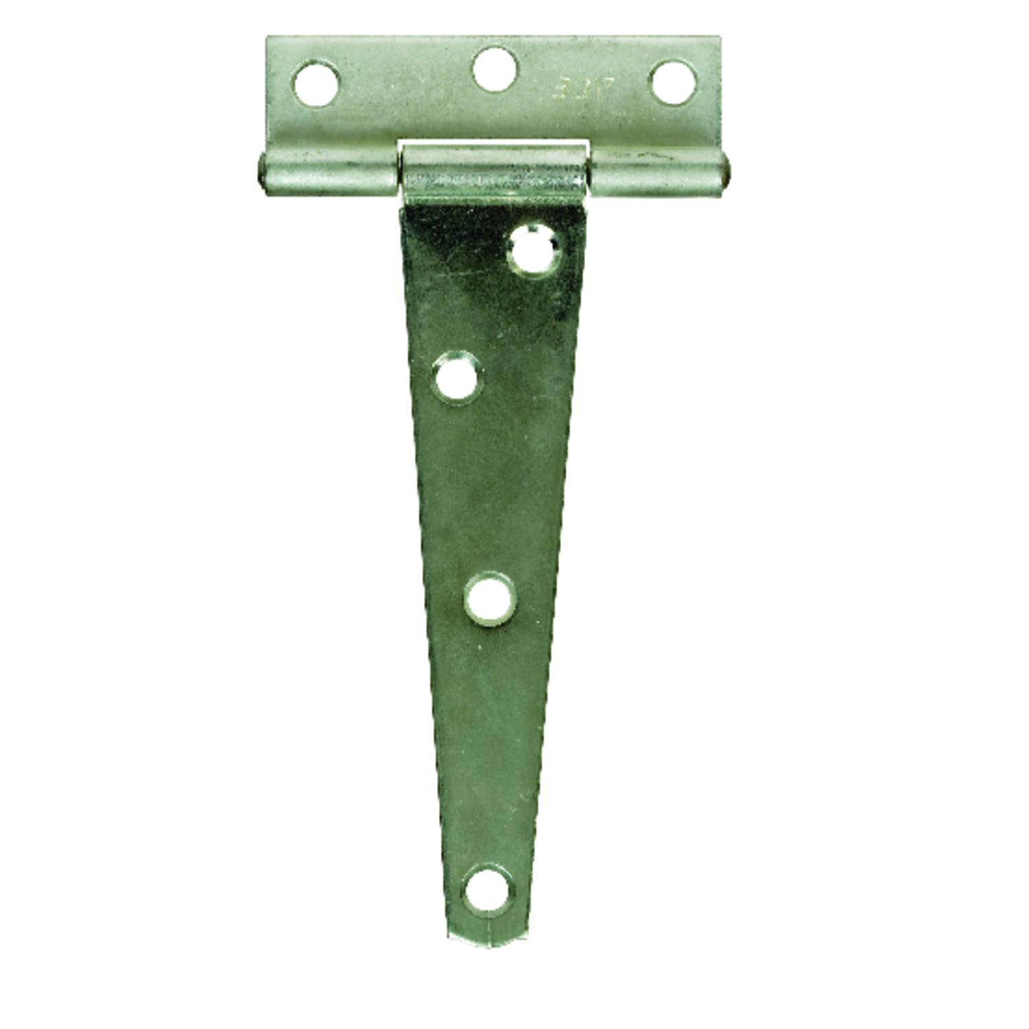Ace  5 in. L Zinc-Plated  Steel  Light Duty T Hinge  1 pk
