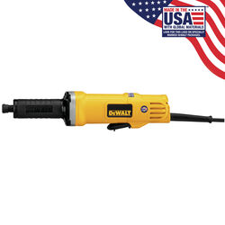 DeWalt 1/4 in. Corded Medium Die Grinder Bare Tool 120 volt 4.2 amps