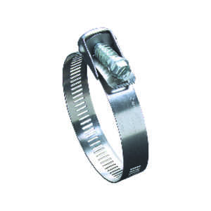 Ideal Tridon  2 in. 4 in. Stainless Steel  Hose Clamp