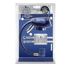 Arctic Freeze R-134a 1 pc. AC Gauge and Hose
