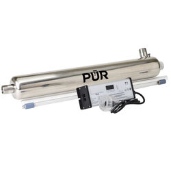 PUR UV Whole House UV Water Filtration System For PUR
