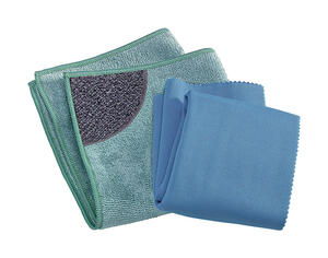 E-Cloth  Kitchen  Polyamide/Polyester  Cleaning Cloth  12.5 in. W 2 pk
