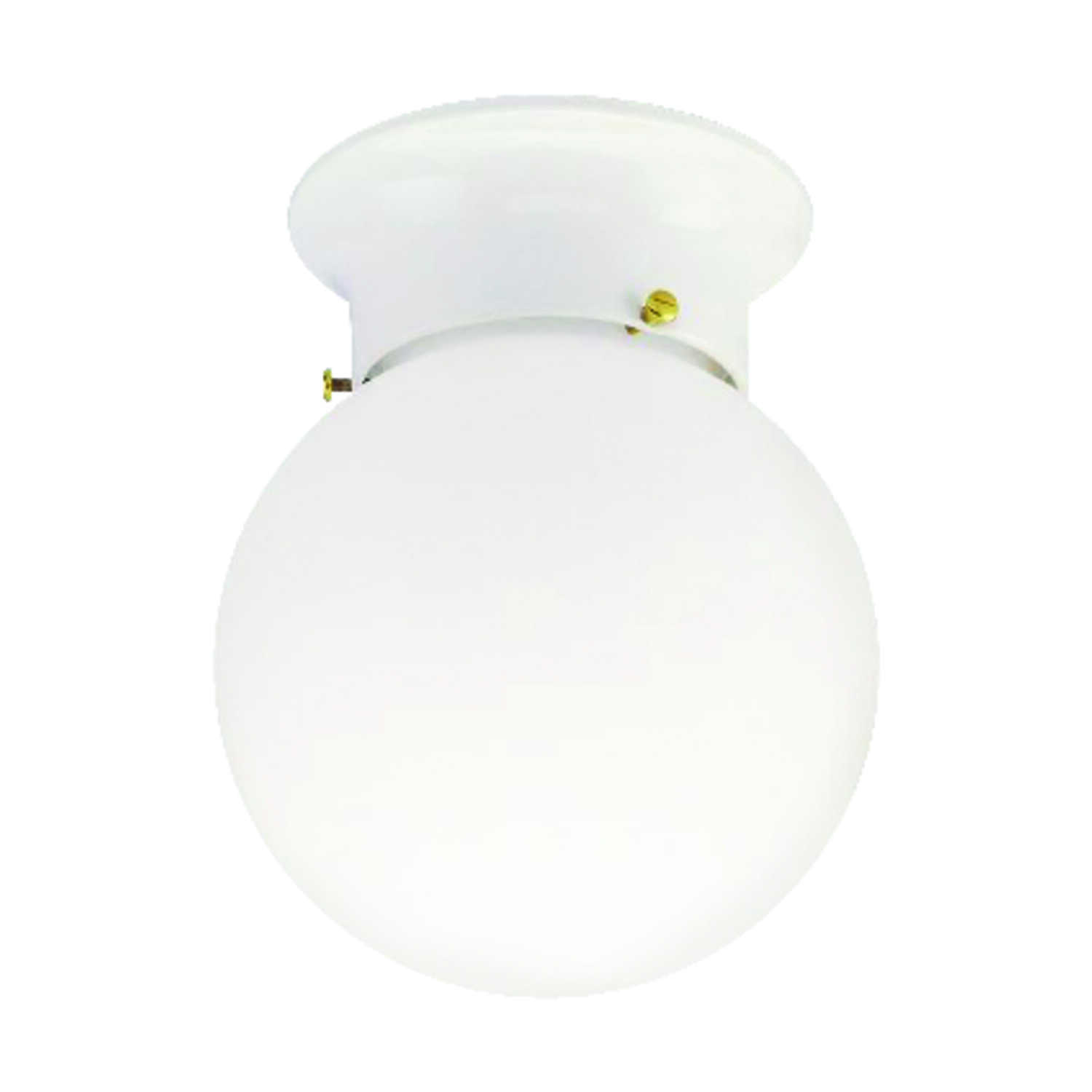 Westinghouse  7-1/4 in. H x 6 in. W x 6.5 in. L Ceiling Light