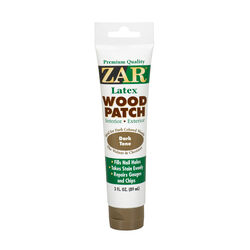 Zar Dark Tone Latex Wood Patch 3 oz.