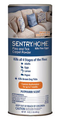 Sentry  Zema  Powder  Dog  Flea Treatment  16 oz.