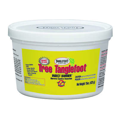 TangleFoot Tree Insect Barrier Paste For Variety of Insects 15 oz.