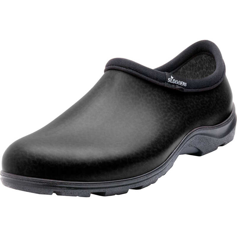 Sloggers  Men's  Garden/Rain Shoes  9 US  Black