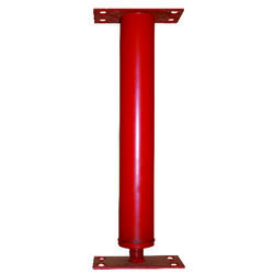 Tiger Brand  3 in. Dia. x 94 in. H Adjustable Building Support Column  11800 lb.