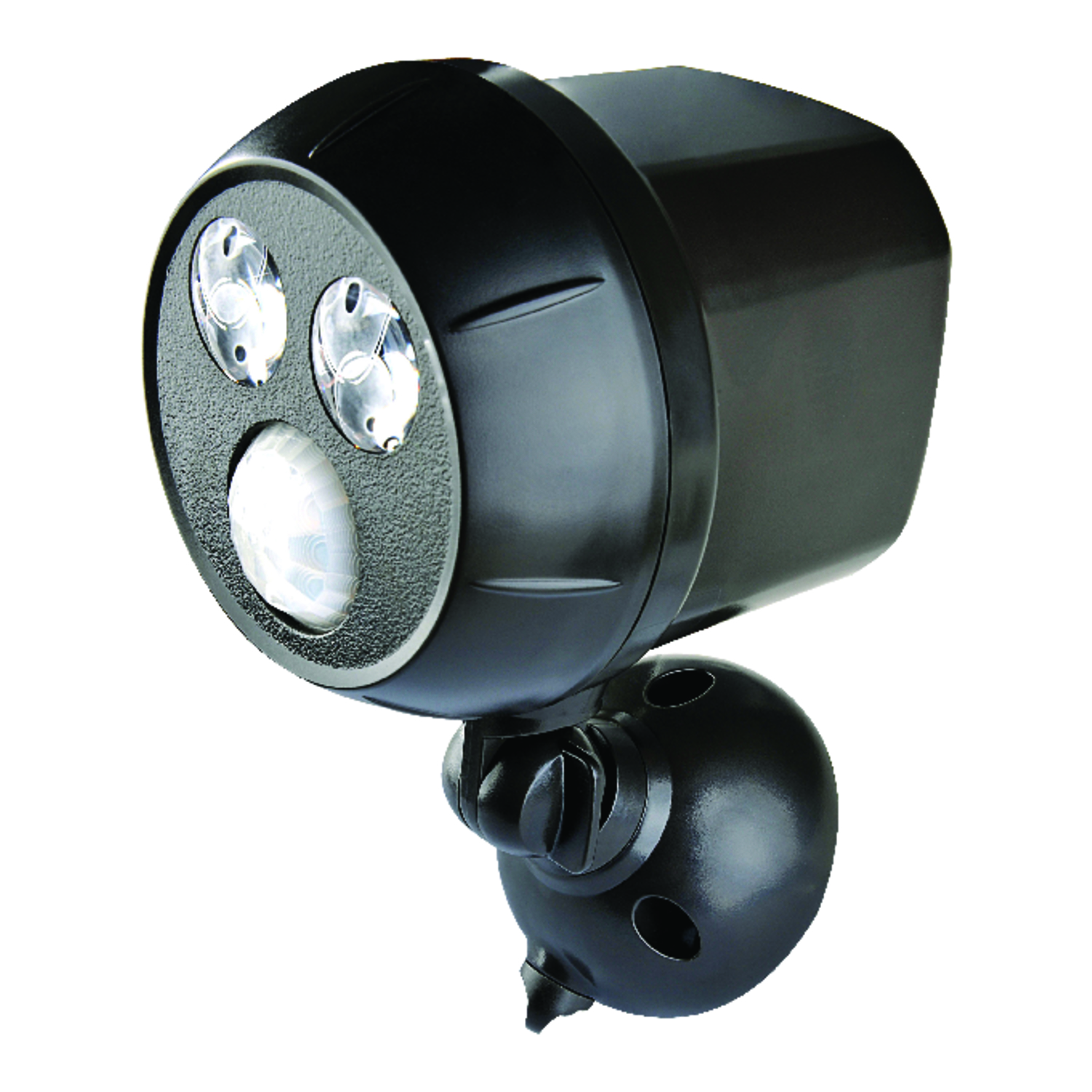 Mr. Beams  Motion-Sensing  Battery Powered  Spotlight  Dark Brown