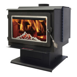 Summers Heat EPA Certified 2400 sq. ft. Classic Wood Burning Stove