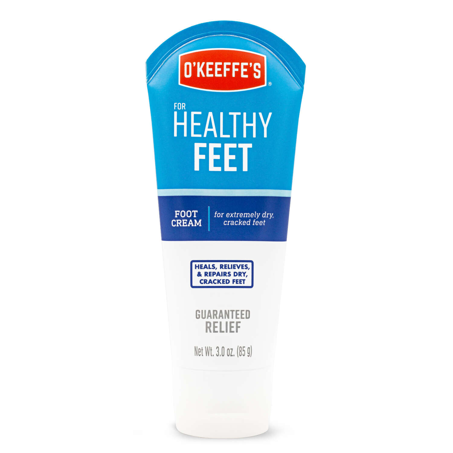 O'Keeffe's Healthy Feet No Scent Foot Repair Cream 3 oz. 1 pk