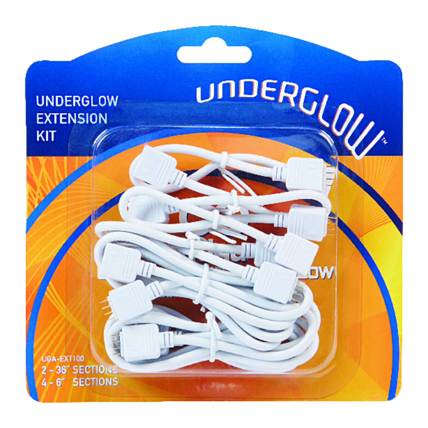 Continu Us White Led Extension Kit Plug In Ace Hardware