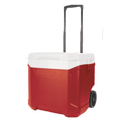 Igloo Latitude Cooler 60 qt. Red