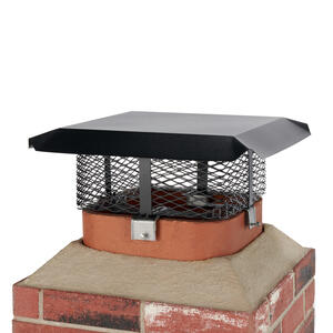 Hy-C  Galvanized  Steel  Chimney Cover