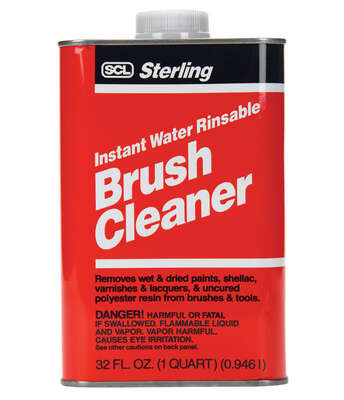 Sterling  Brush Cleaner  1 qt.