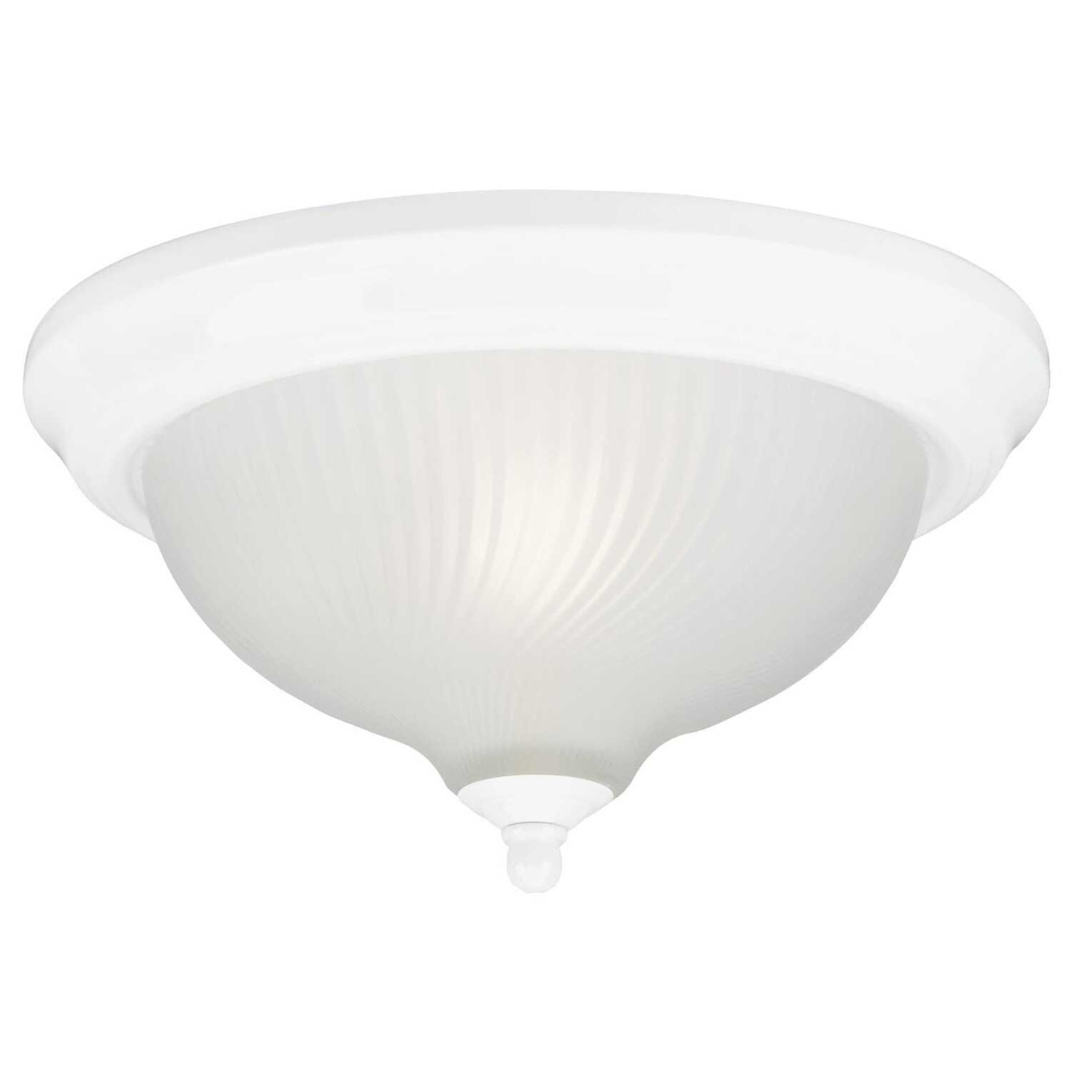 Westinghouse  5-7/8 in. H x 11 in. W x 11.8 in. L Ceiling Light