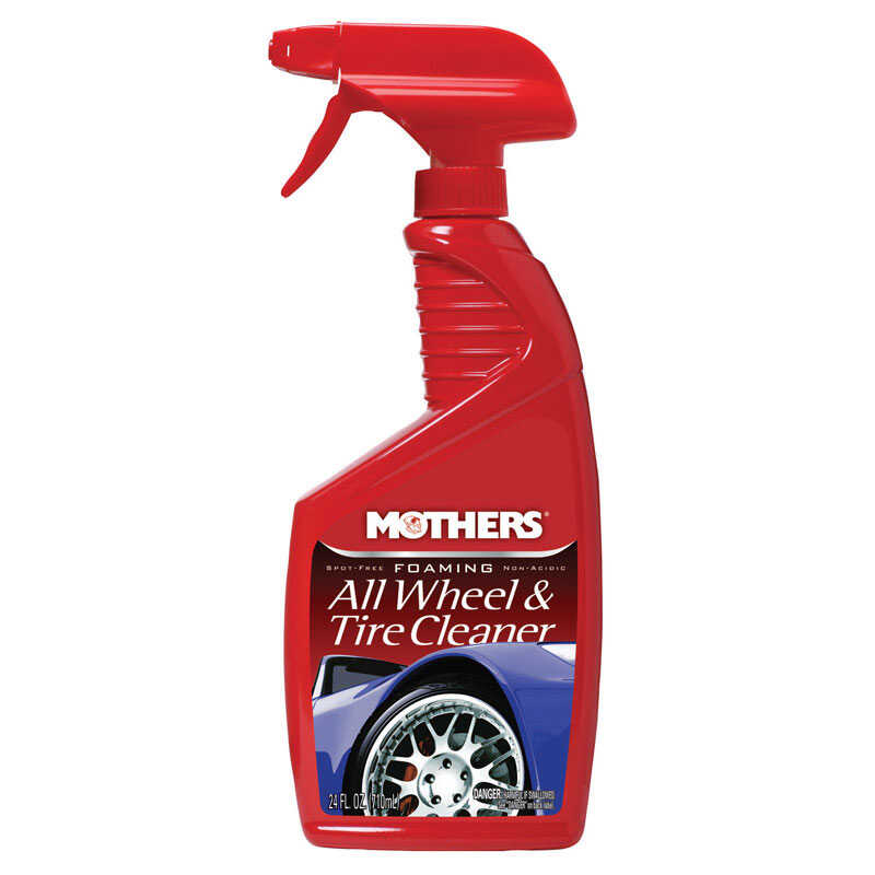 Mothers  24 oz. Tire and Wheel Cleaner