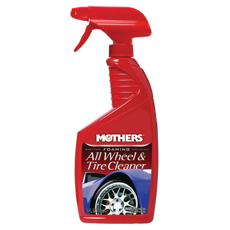 Mothers  Tire and Wheel Cleaner  24 oz.