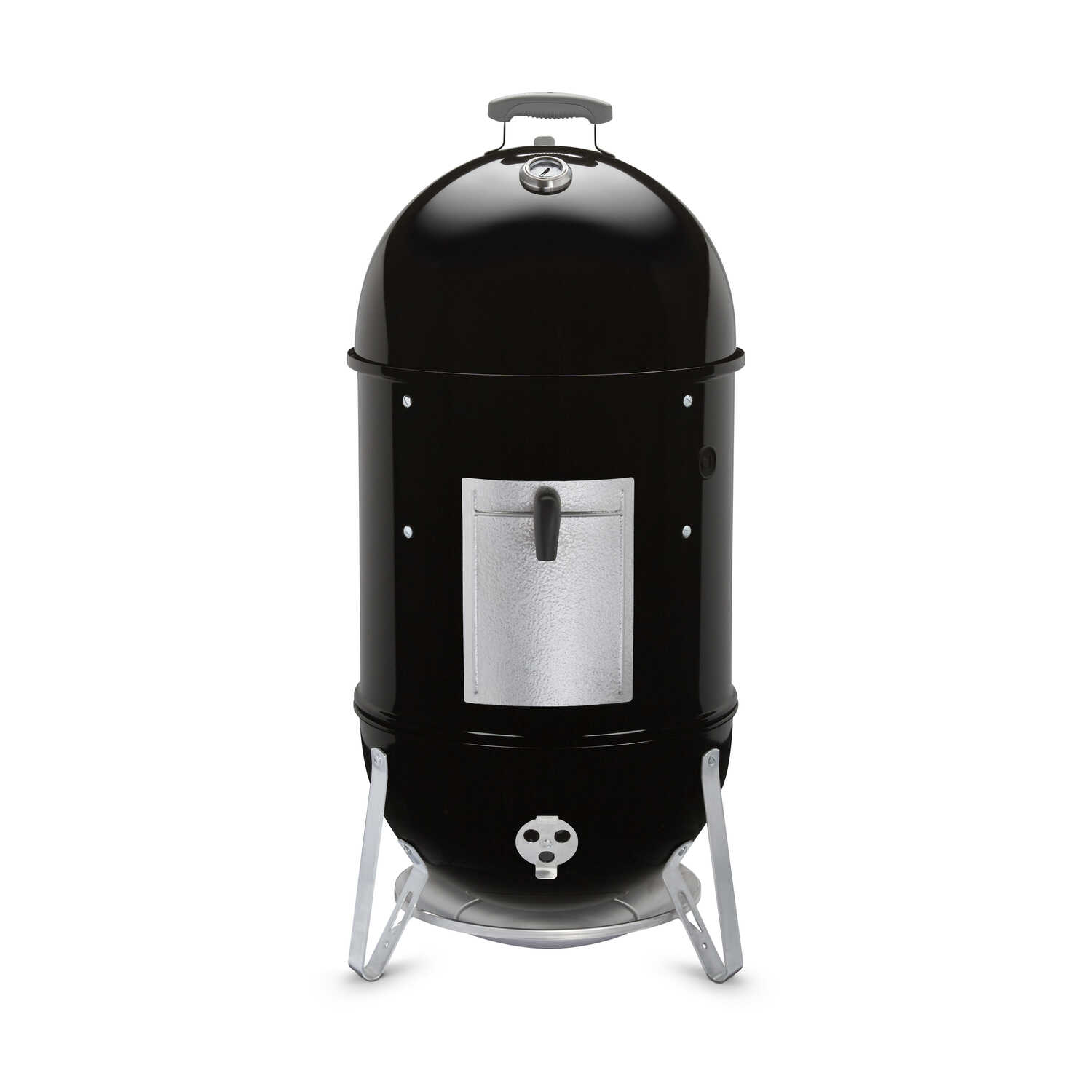 Weber Smokey Mountain Charcoal 18 In W Black Smoker Ace Hardware