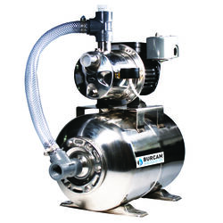 Burcam 3/4 hp 900 gph Stainless Steel Shallow Well Pump